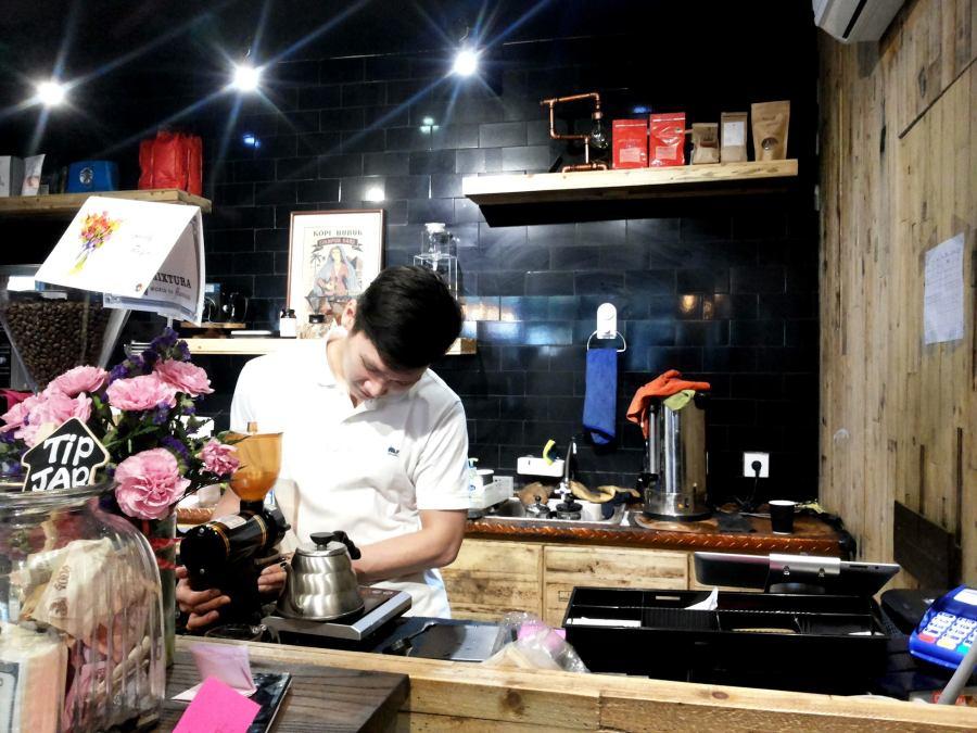 Ngopi Cantik di Watt Coffee –Kwitang