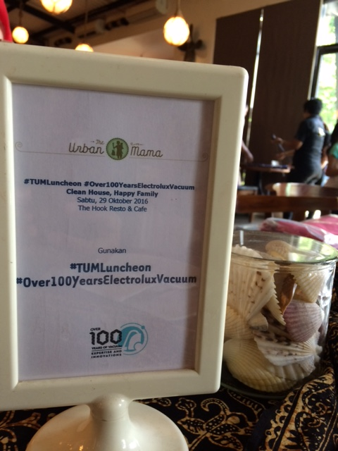 #TUMLuncheon: Clean House, Happy Family